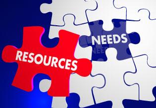 resources puzzle