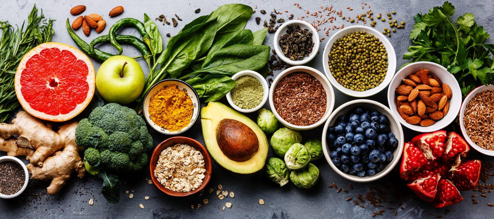 healhty foods - snap