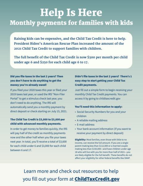 Child-Tax-Credit
